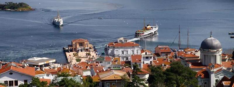 Istanbul Heybeliada