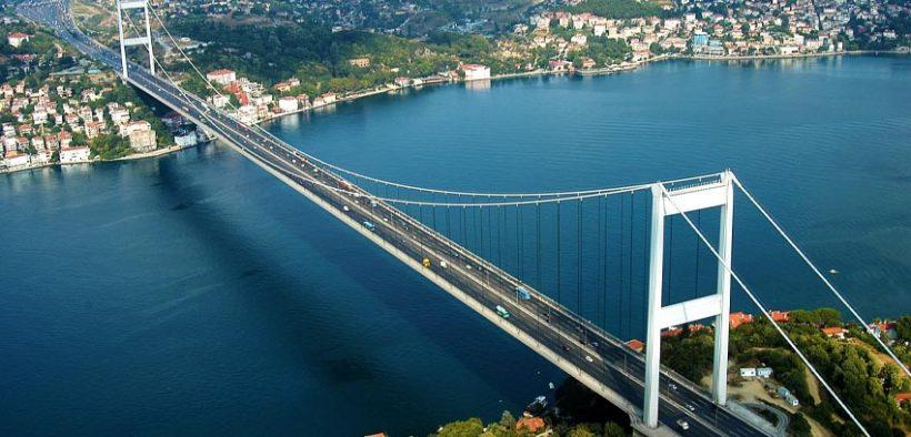 Istanbul Bosphorus Strait