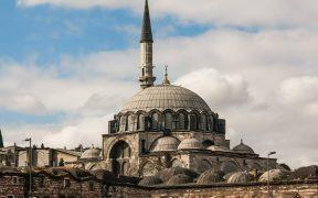 Rustem Pasa Mosque