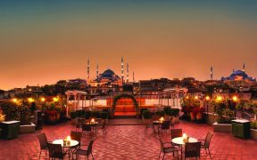 The Best Hotels in Istanbul's Old City of Sultanahmet