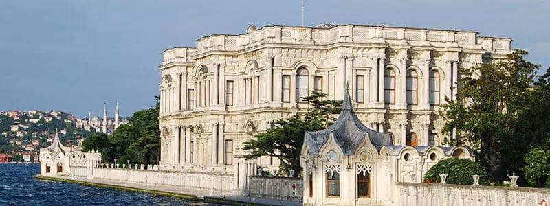 The Beylerbeyi Palace